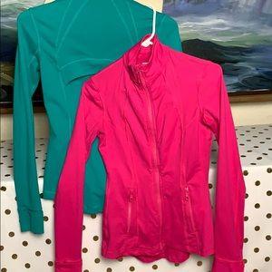2 NWOT kirkland jacket size S